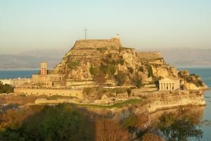 Fortress, Corfu Town