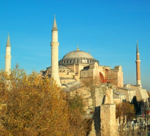 Hagia Sofia, Istanbul Turkey