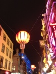 London's Chinatown gets ready for the Year of the Horse