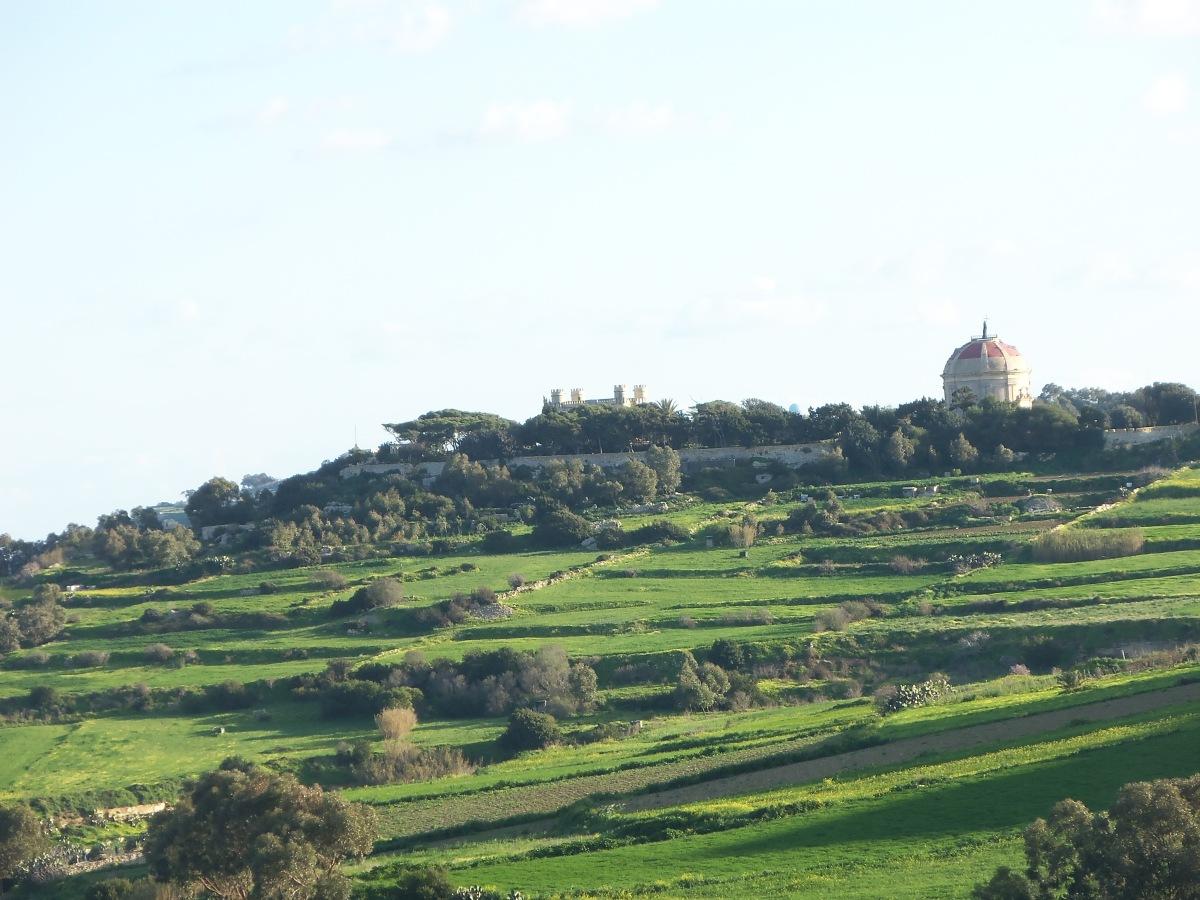 An Island Time Machine:Malta